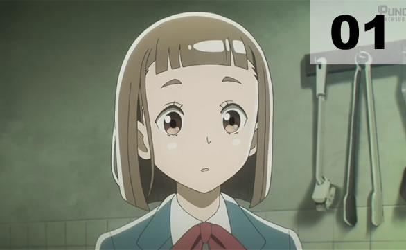 Sora yori mo Tooi Basho – Episódio 01