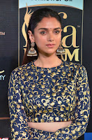 Aditi Rao Hydari in a Beautiful Emroidery Work Top and Skirt at IIFA Utsavam Awards 2017  Day 2 at  24.JPG