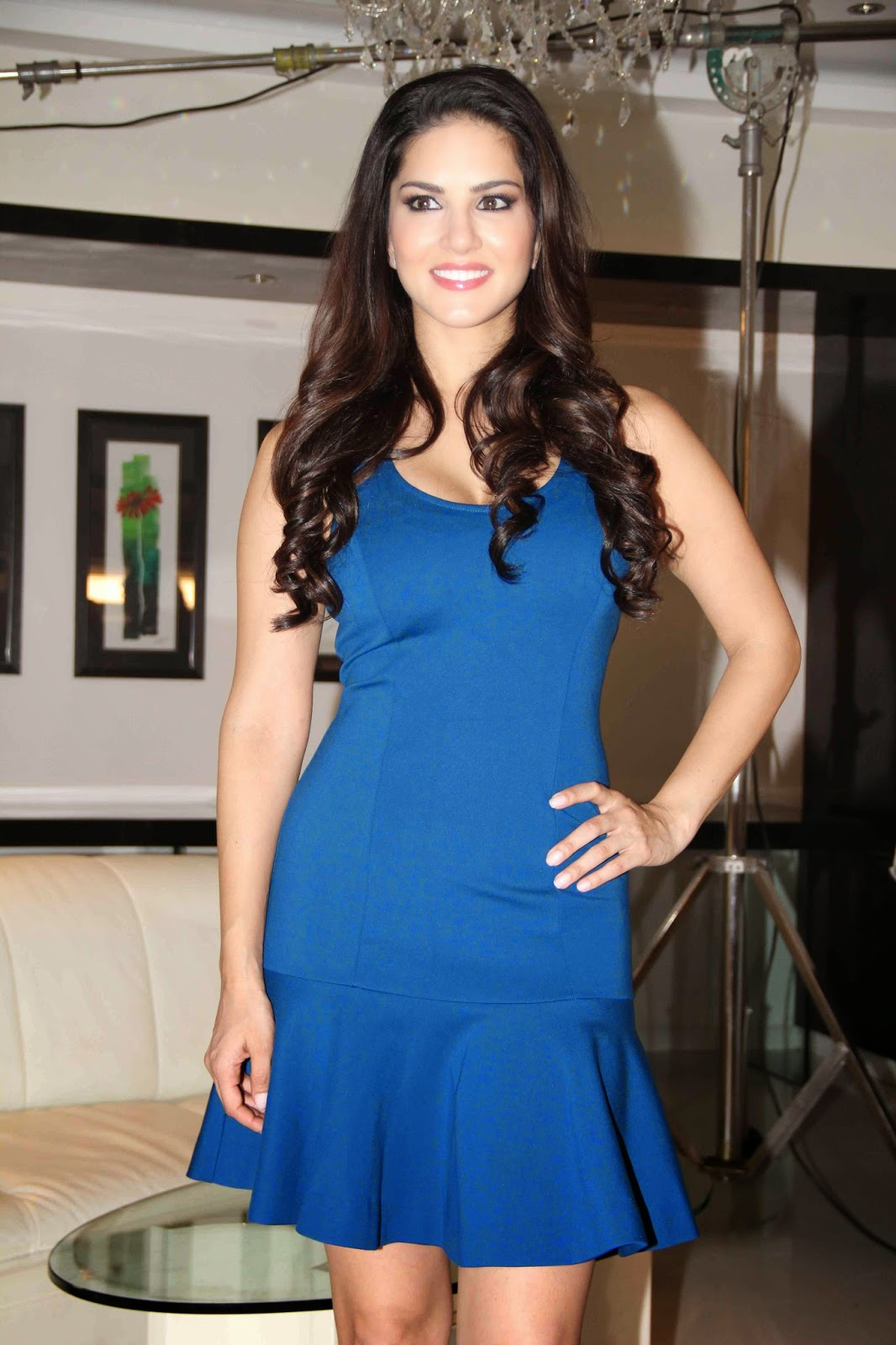 High Quality Bollywood Celebrity Pictures Sunny Leone -3824
