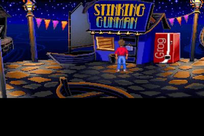 El Grog siempre presente en un videojuego de Monkey Island
