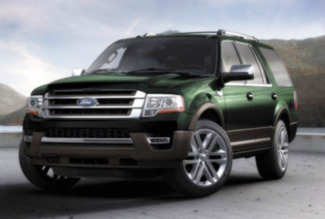 2018 Ford Expedition Concept Vehicle