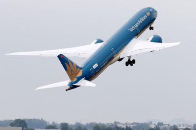 Vietnam Airlines nằm trong top 10 các hãng hàng không có dịch vụ tốt nhất