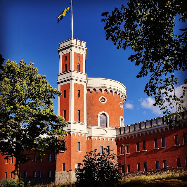 Kastellet in Stockholm