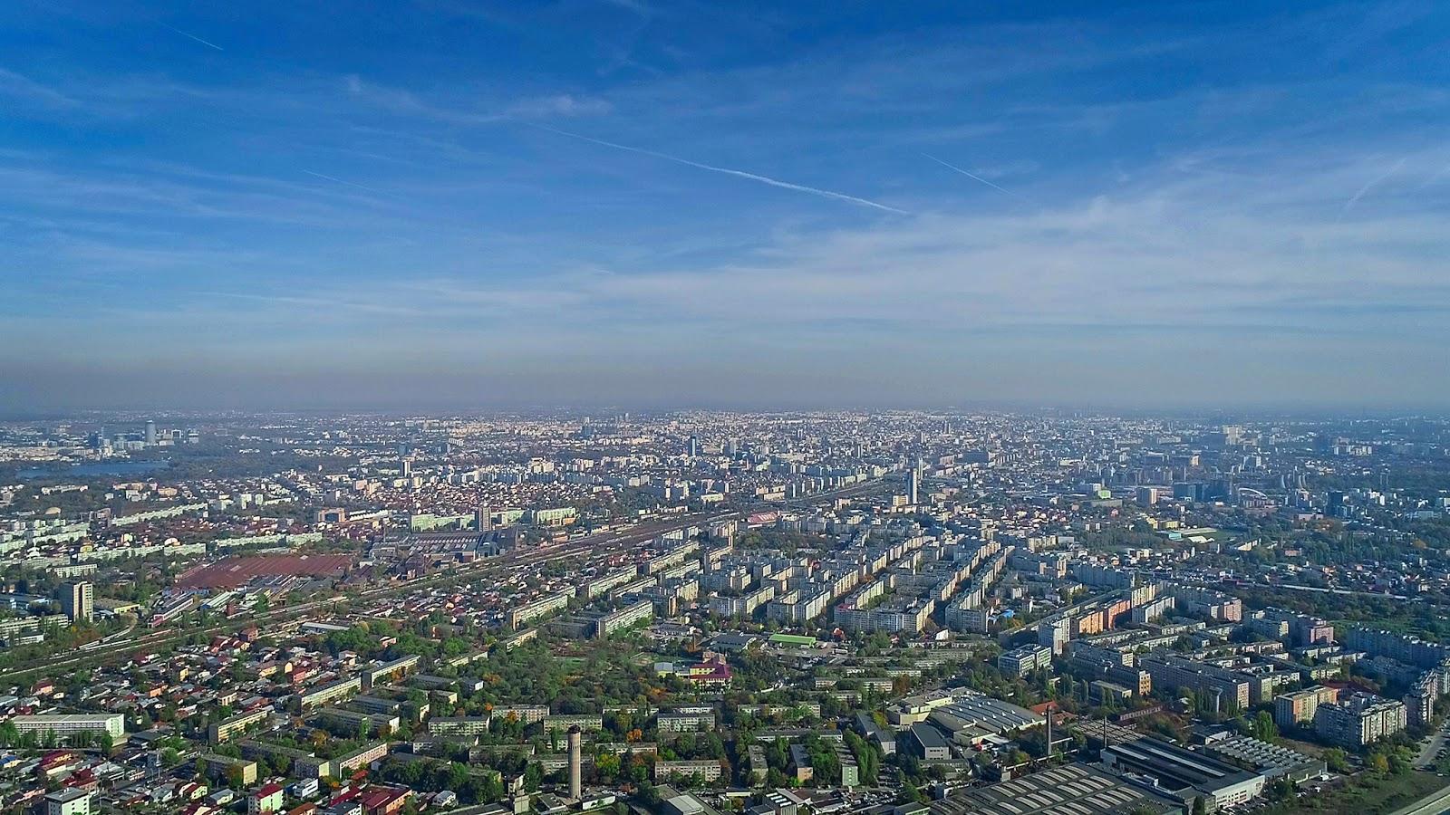 Fotografii drona in Bucuresti