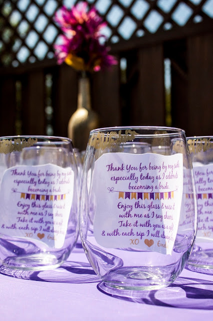 fun wine glasses