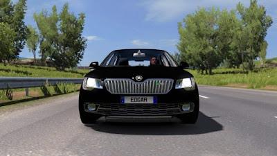 Mod Mobil Skoda V2