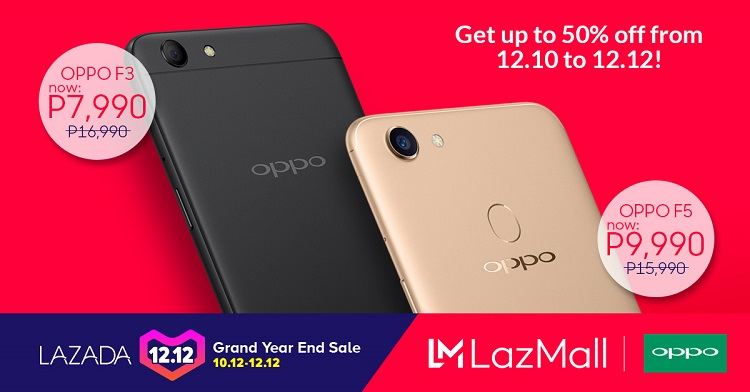 OPPO Joins Lazada's 12.12 Grand Year End Sale