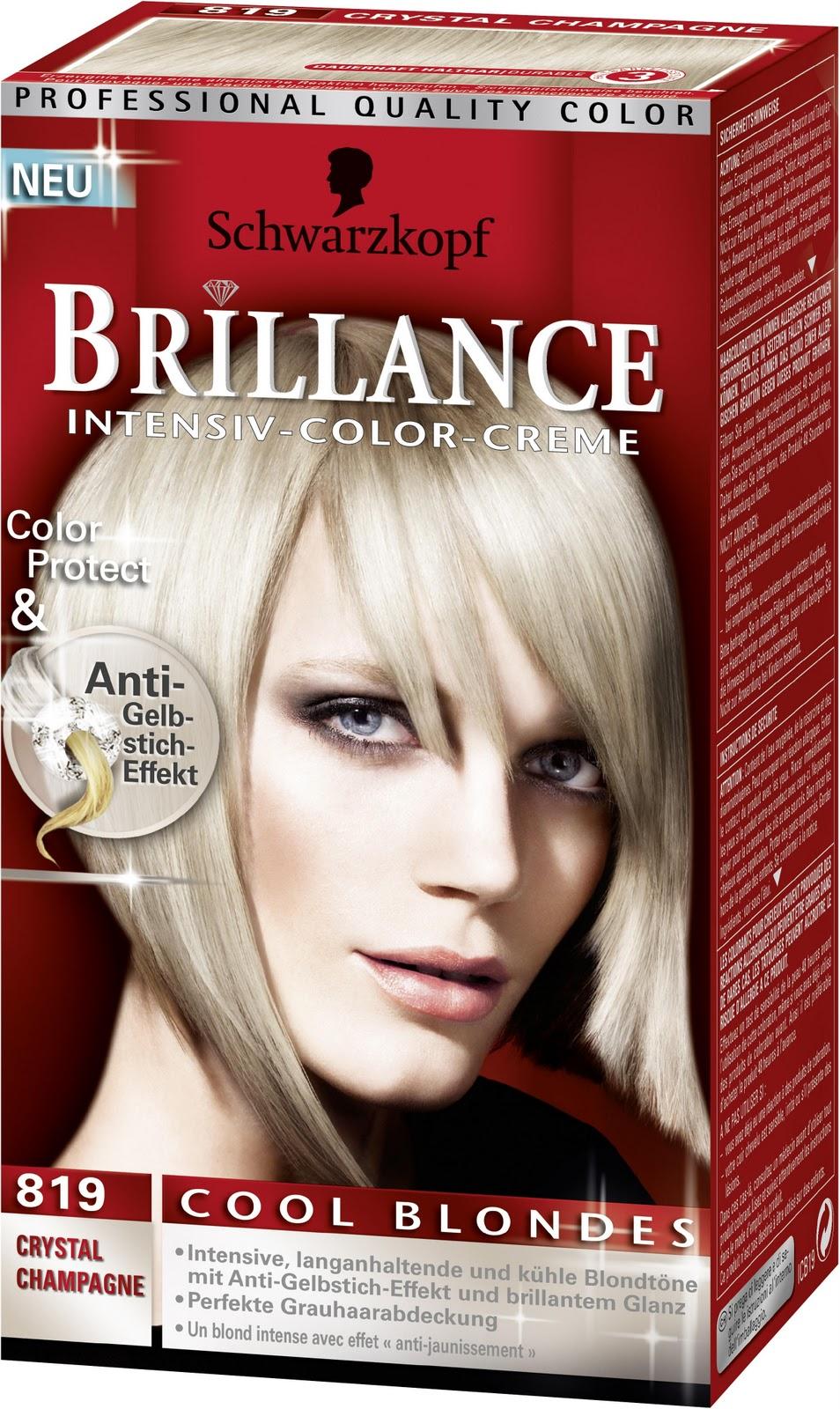 coloration blond platine schwarzkopf coiffures de mode moderne. Black Bedroom Furniture Sets. Home Design Ideas