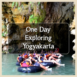 One Day Tour Yogyakarta