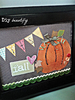 DIY fall banner picture