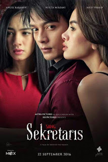 Download film Sang Sekretaris (2016) WEBDL Gratis