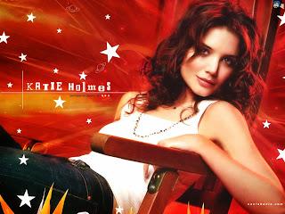 Stunning Katie Holmes