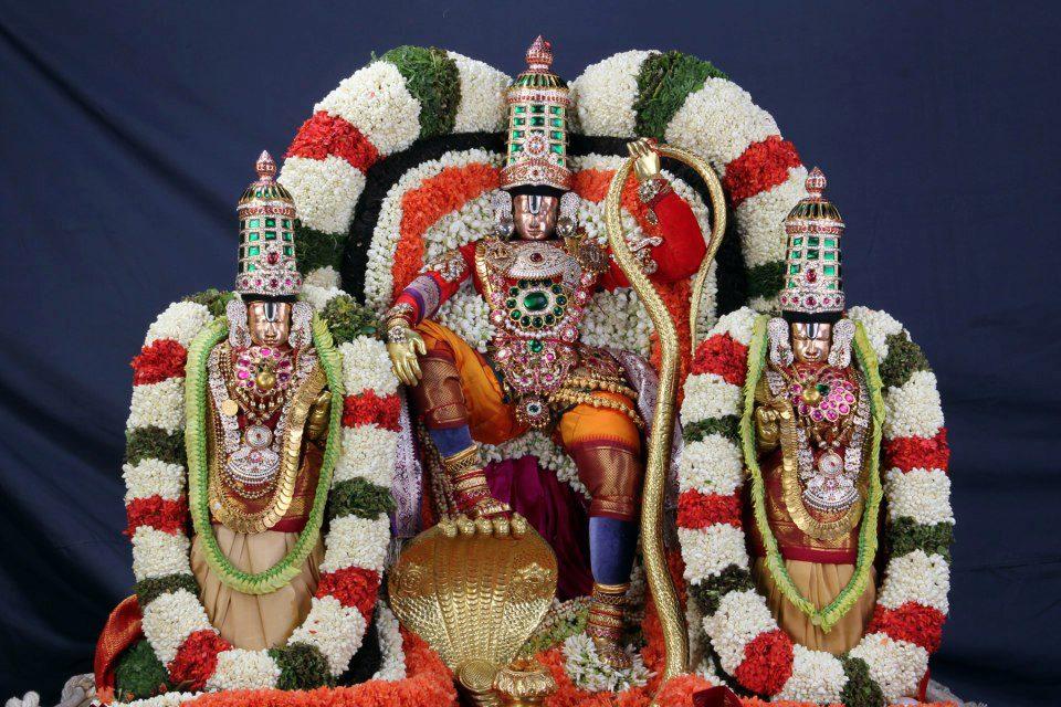 Lord Vishnu 3d Wallpapers Random Photos Tirumala 4 Blog On Vishnu Temples