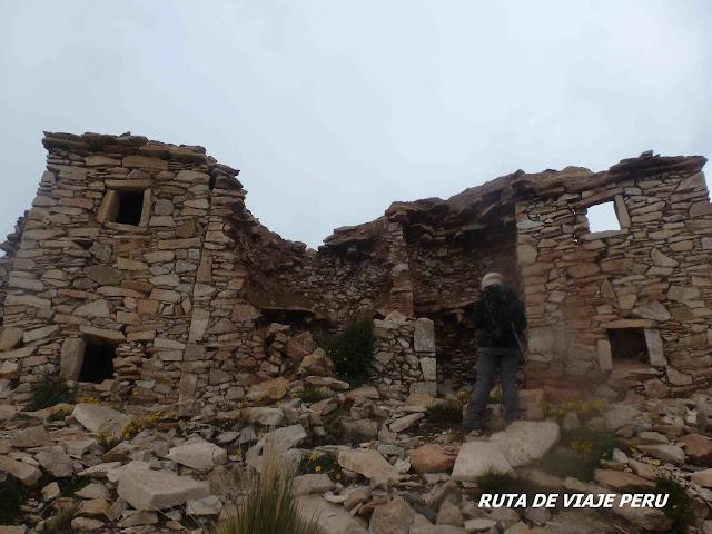 Ruinas Shojlocancha