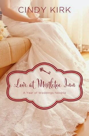 Love at Mistletoe Inn {Cindy Kirk} | #bookbloggers #netgalley #yearofweddings