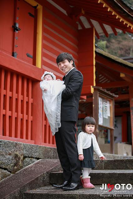 談山神社のお宮参り出張撮影