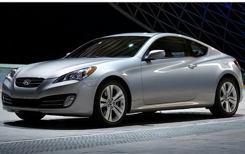 Very nice little sport coupe! Expensive Cars Hyundai Genesis Coupe 2 0t