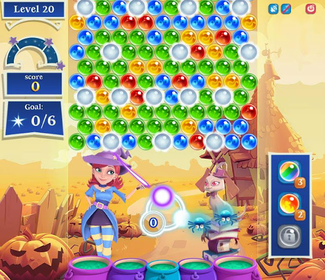 Bubble Witch Saga 2 Apk Game