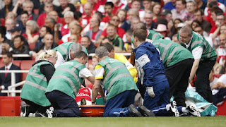 Arsenal Hit With Another Injury Ahead of Bayern Clash