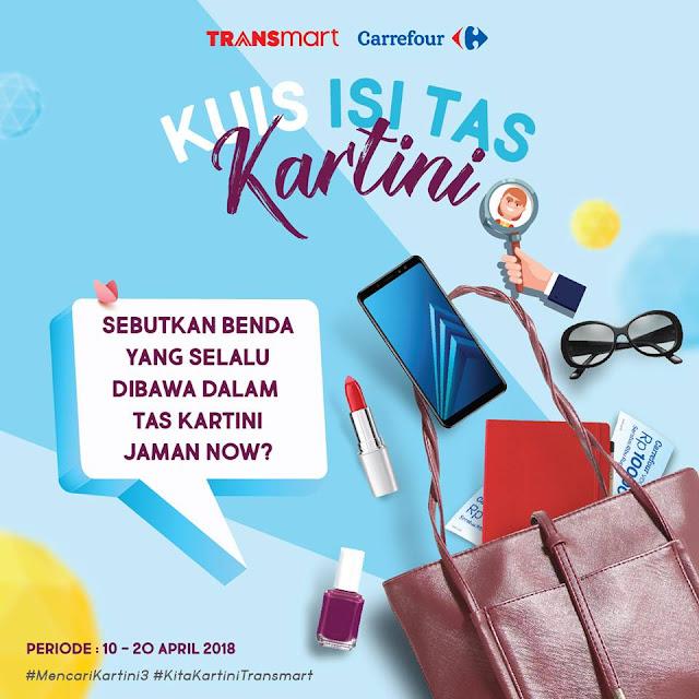 Kuis Mencari Kartini