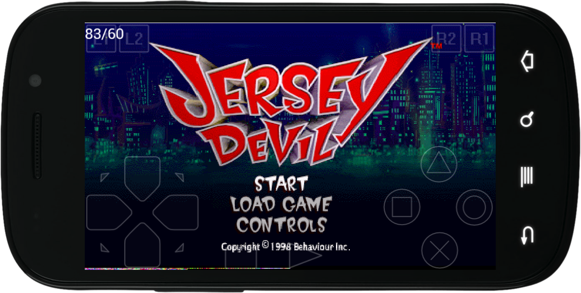 Jersey Devil | Android | Ps1
