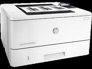 Download HP LaserJet Pro M402dne drivers