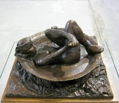 Эдгар Дега, Ванна