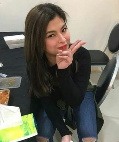 An Avid Fan Sent Angel Locsin Her Some of her Favorite Dish! Sweet!
