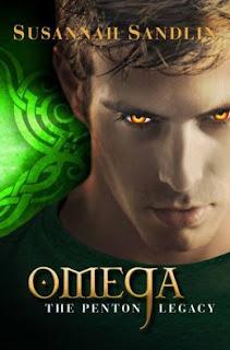 Omega by Susannah Sandlin
