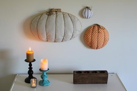 Manualidades novedosas para halloween - Como hacer calabazas de halloween ...