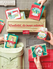 Stampin´ Up! Herbst-/Winterkatalog 2017-2018