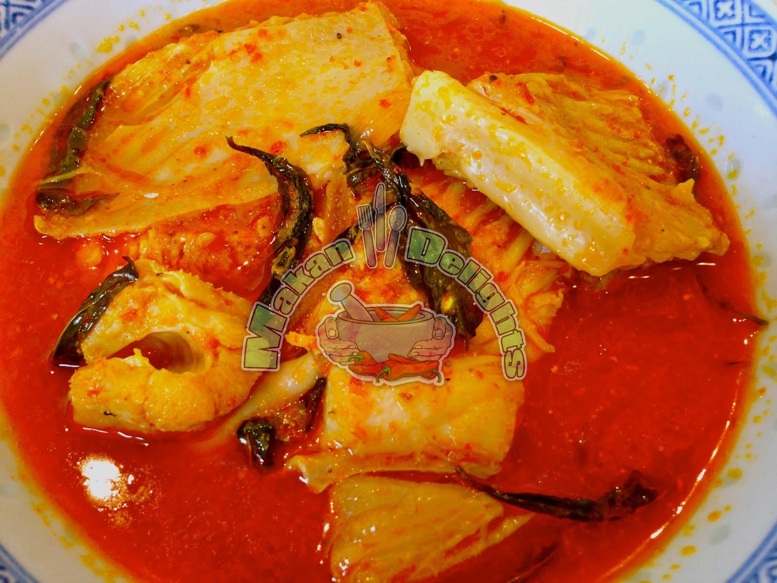 resepi ikan pari masak asam pedas simple resep bunda erita Resepi Ikan Pari Bakar Melaka Enak dan Mudah
