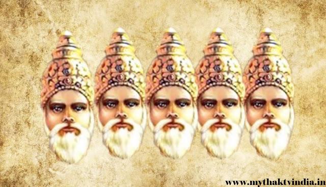 Brahmanda astra represiting brahma