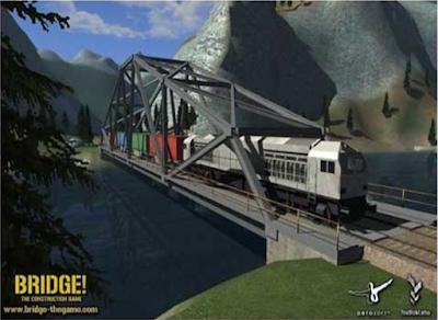 橋梁建設(Bridge The Construction Game),很酷的模擬建造、結構工程的經營!