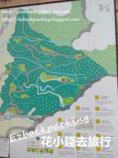 名護城公園地圖