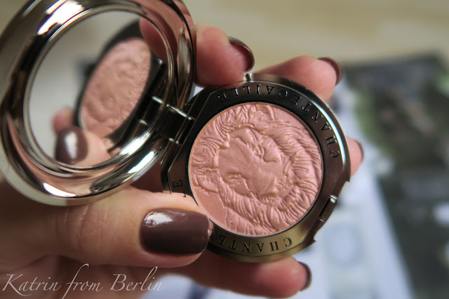 chantecaille blush lion