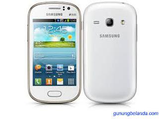 Cara Flashing Samsung Galaxy Fame Duos GT-S6812i