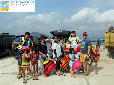 Paket Tour 1 Day Happy Snorkeling Pahawang on the spot