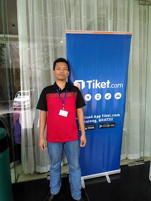 Dari Ngopi bareng Tiket.com di Hotel Harper Mangkubumi Yogyakarta