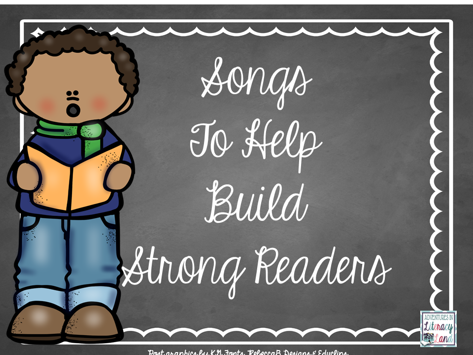 Learn how songs help build fluency and expression in young readers!  Use traditional folk tunes, nursery rhyme jingles, or favorite campfire songs to get your students moving and grooving!