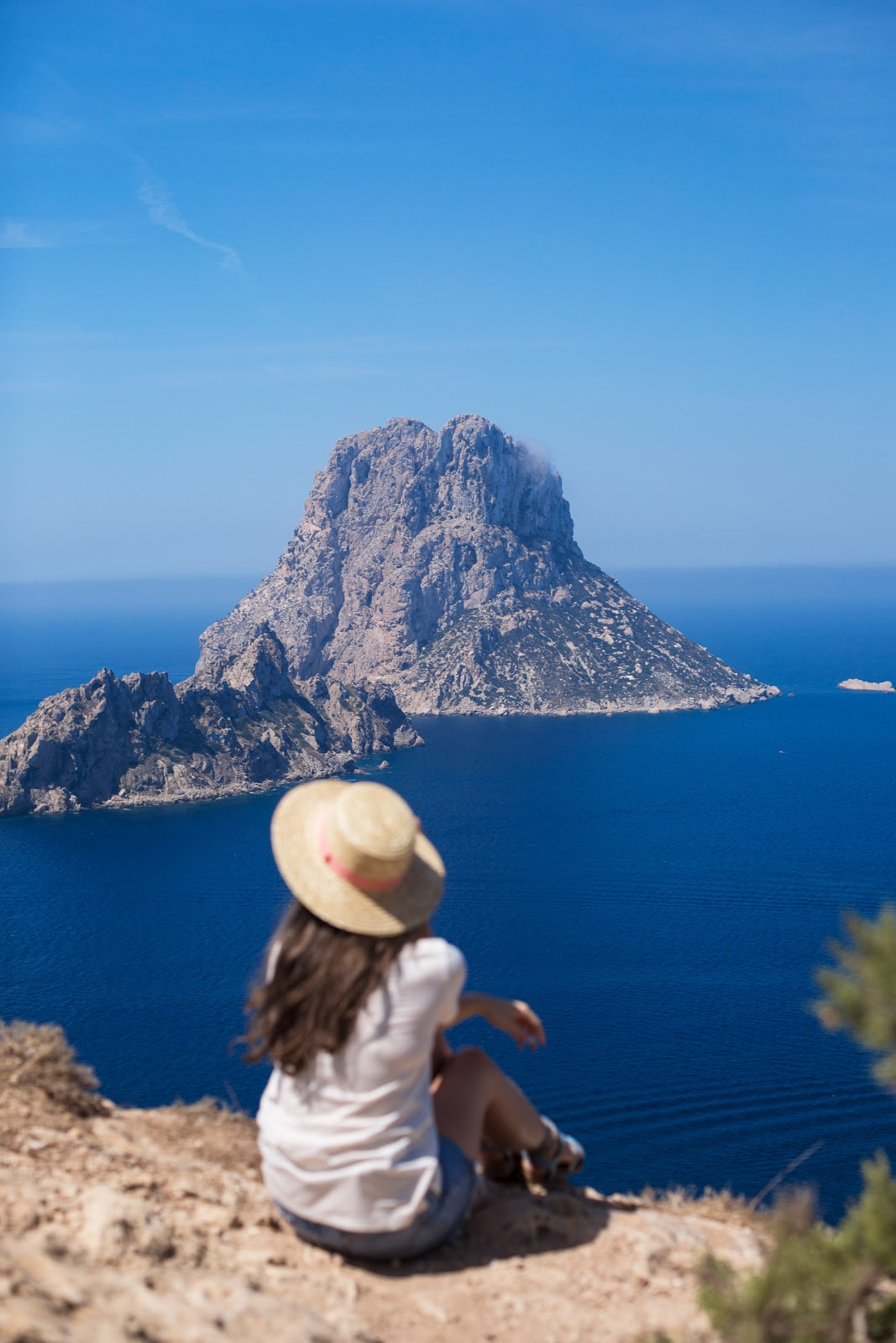FEELING ON TOP OF THE WORLD - ES VEDRÀ, IBIZA - Britton Loves