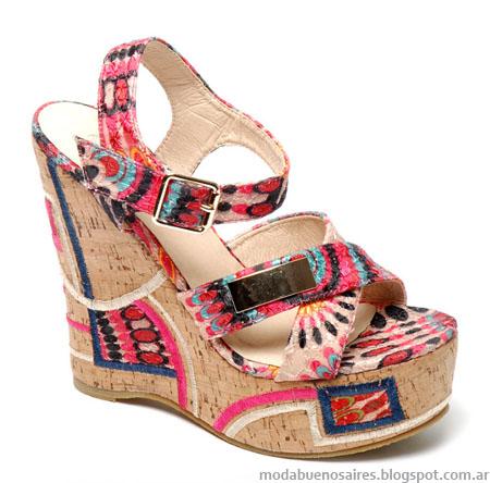 d41ffd9af0334 Lady Stork 2013  Sandalias y zapatos primavera verano. Incluidos en la  colección Lady Stork primavera verano 2013