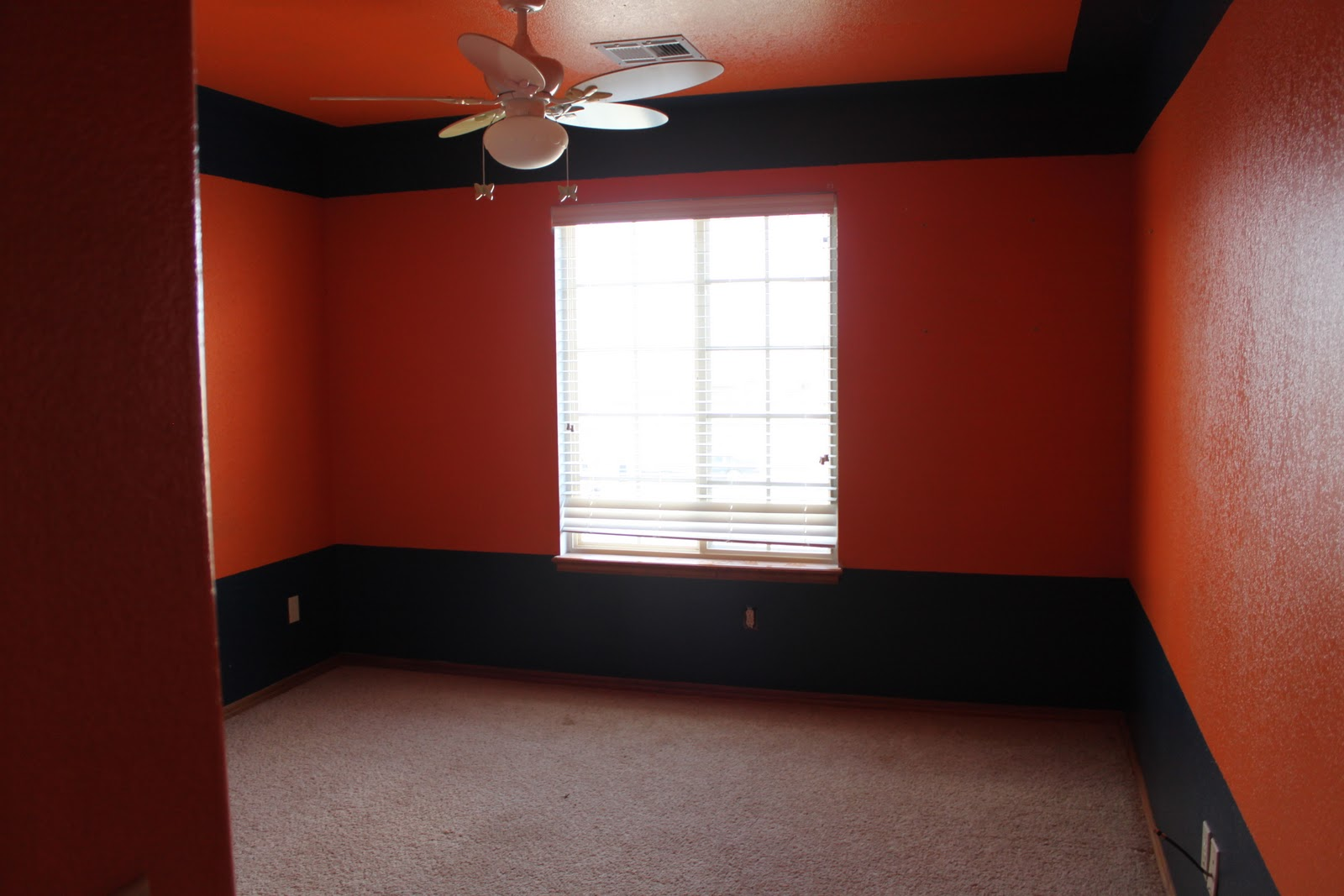 Farewell To The Man Cave And Denver Bronco Room