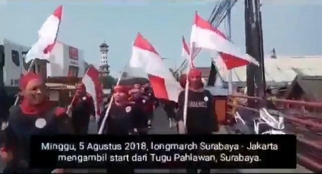 Polisi Jangan Halangi Buruh Untuk Antarkan Prabowo Daftar Capres