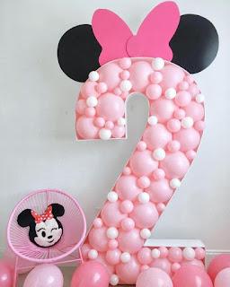 Kids birthday custom number sculpture