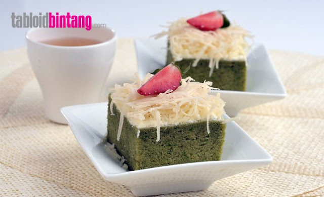 Brownies Green Tea