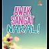 Sinopsis Novel Awak Sangat Nakal!