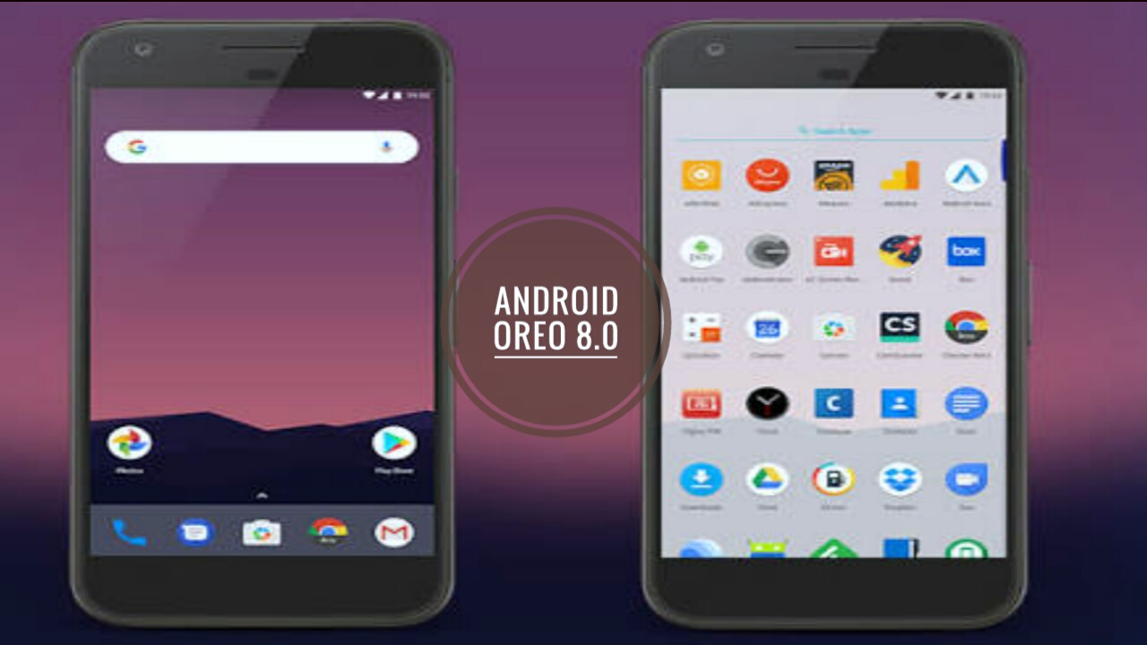 Android Oreo 8 0 Look: [Android Oreo 8.0 UI] How To Customize Your Android