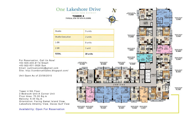One Lakeshore Drive Tower 4