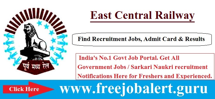 East Central Railway Recruitment 2016-17 | Scout Guide | Cultural Quota Post Candidate age limit is 18 to 32 years.